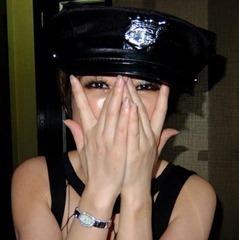 婦人警官風
