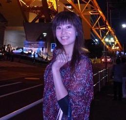 東京タワーへ行きました。